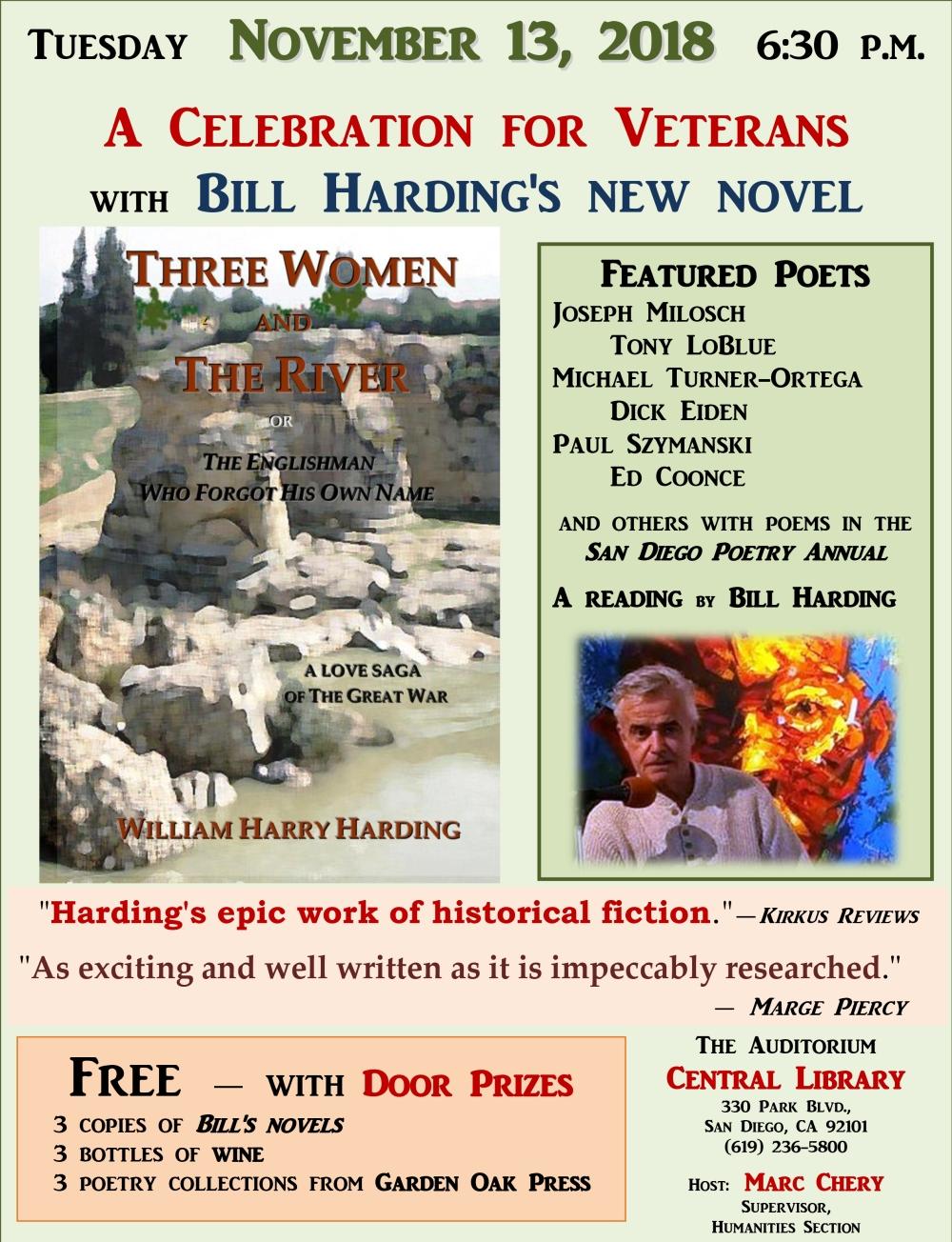 bharding-novel